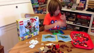 Ethan's Workshop: Lego Creator Treehouse (31010)
