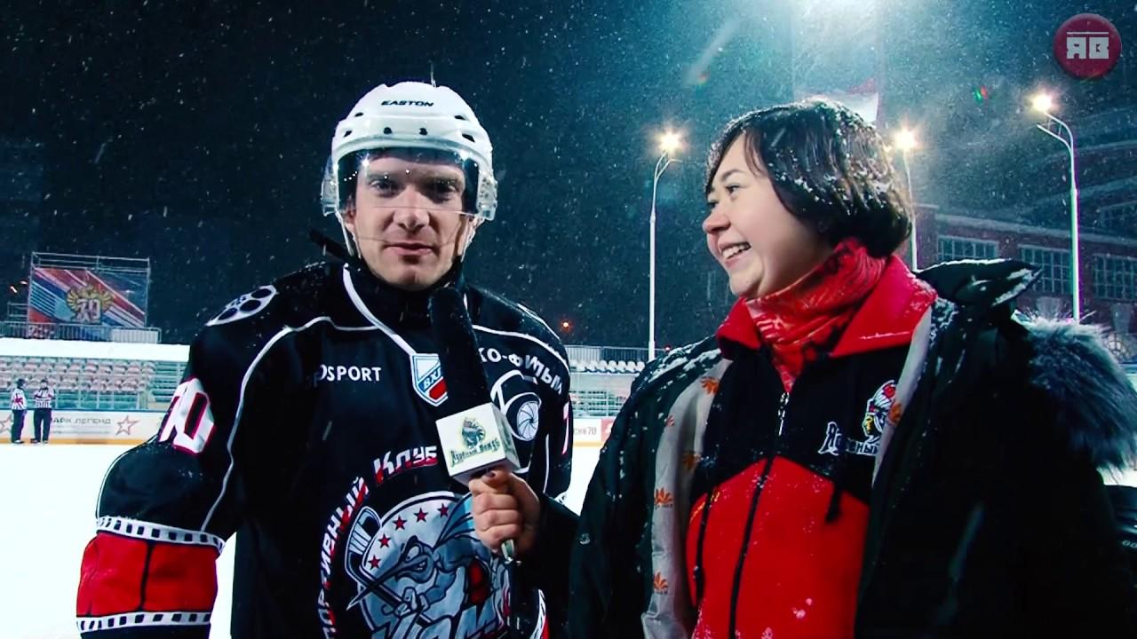 ЯВlТВ Обзор мини-турнира, посвященного 15-летию хоккейной команды «Российская пресса».