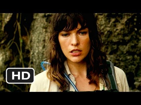 A Perfect Getaway #2 Movie CLIP - Cydney Almost Falls (2009) HD