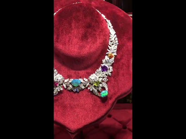 Gucci first ever high jewellery collection