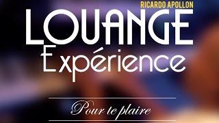 Ricardo Apollon-Pour te plaire - Louange Experience