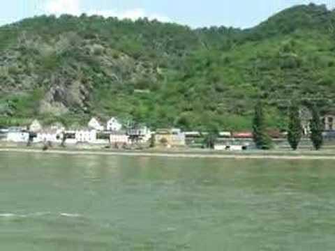 Loreley on Rhine