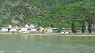 Loreley on Rhine