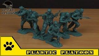 Солдатики Plastic Platoon: 25-я пехотная дивизия США, война во Вьетнаме / 25th Infantry Division