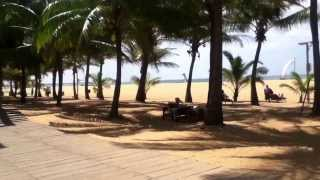 Jetwing Beach Hotel, Negombo Sri Lanka (iPod) Jan. 2014