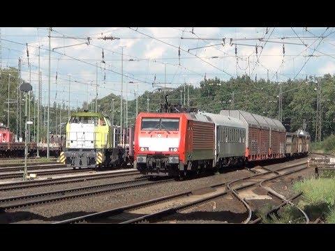 DB Rails around Duisburg September 16th 2017