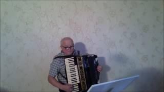 Полонез Огинского - Аккордеон