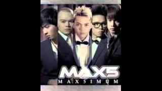 Max5 - Jatuh Cinta To The Max (Audio)