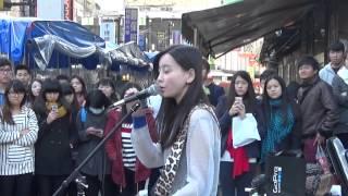 20141220于文文Kelly~台中簽唱會~一中街 thumbnail