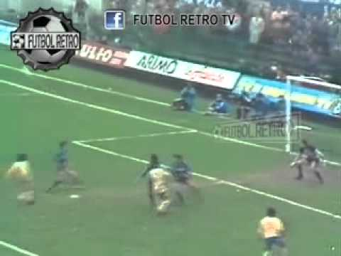 Inter napoli 2 1 serie a 1984 85 youtube for Serie a table 1984 85
