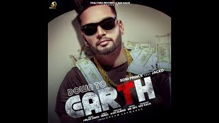 Down To Earth Soni Prince Jack D Free MP3 Song Download 320 Kbps