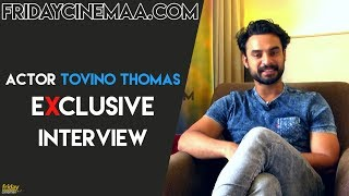 """I wouldn't have accepted Maari2 if it was a normal Villain role"" says Tovino Thomas"