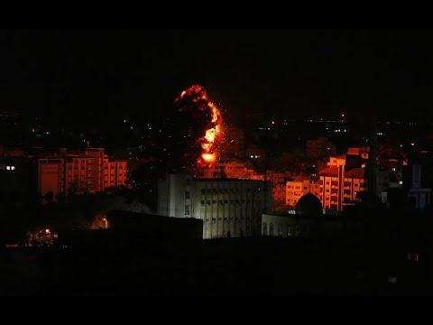 الجيش الإسرائيلي يشن ضربات على قطاع غزة  - نشر قبل 6 دقيقة