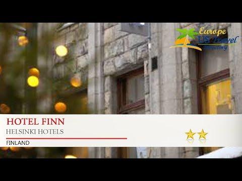 Hotel Finn - Helsinki Hotels, Finland