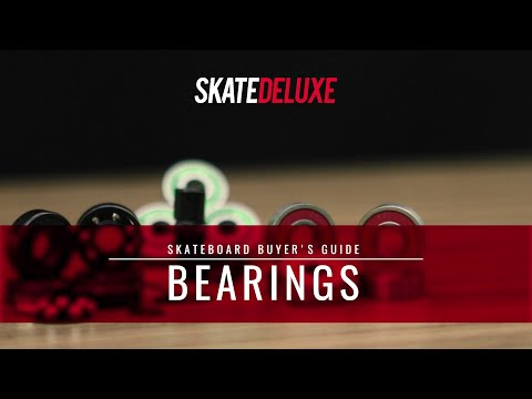 What you should know about skateboard bearings | skatedeluxe Buyer's Guide