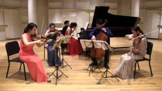 Dmitri Shostakovich, Piano Quintet in G Minor, op.57 3.Scherzo: Allegretto