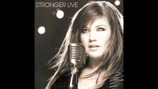 Kelly Clarkson Standing In Front of You Live