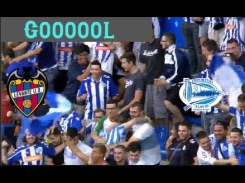 Download Alavés contra levante  goles  levante vs Alavés goles 