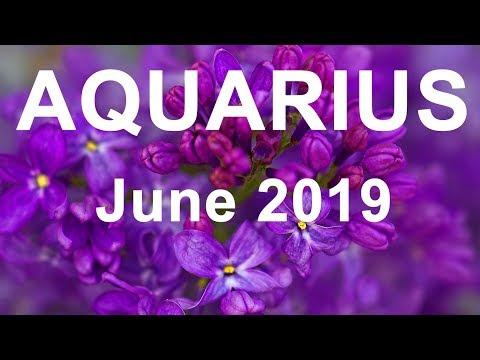 AQUARIUS JUNE 2019: A TOWER OF STRENGTH - AQUARIUS TAROT READING