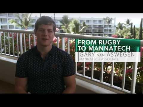 From Rugby To Mannatech   Gary van Aswegen