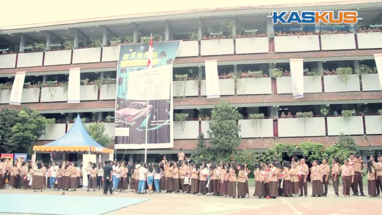 KASKUS The Lounge Goes to SMAN 21 Jakarta - YouTube