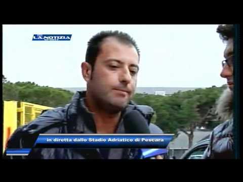 LA.Notizia Sport – 6 marzo 2012 LIVE from Stadio Adriatico Pescara