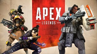 MOST OP SQUAD EVER!! (Apex Legends)