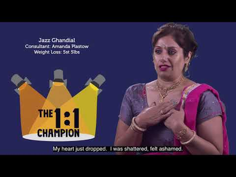 The 1:1 Diet Champion Award | Shortlist – Jazz Ghandial thumbnail