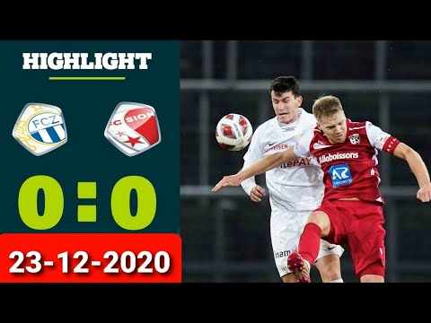 Zurich Sion Goals And Highlights