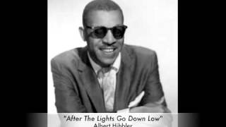 "Albert Hibbler - ""After The Lights Go Down Low"""