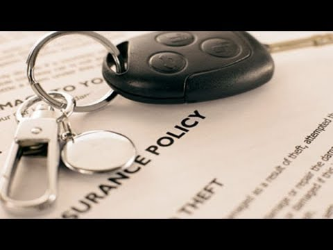 Car insurance policy minimums in California