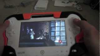 Wii U Black Ops 2 Zombies On Gamepad HD!!!