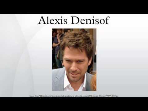 Alexis Denisof