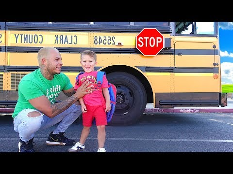 My Kids First Day Of School... thumbnail