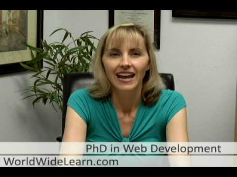 How to Get Your PhD in Web Development