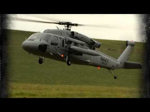 Sikorsky MH-60 Sea Hawk RC
