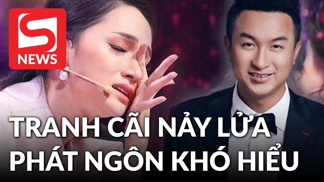 Tranh cãi nảy lửa nam MC nói về Hương Giang: Chuyển giới mà dạy phụ nữ giữ đàn ông