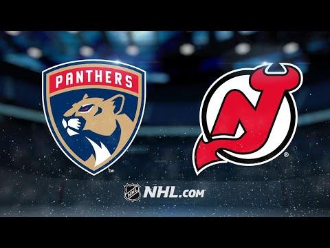 Barkov, Trocheck, McCann score in Panthers' 3-2 win