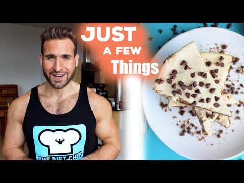 A Few Announcements   Healthy Chocolate Chip Cheesecake Recipe On The Diet Kitchen