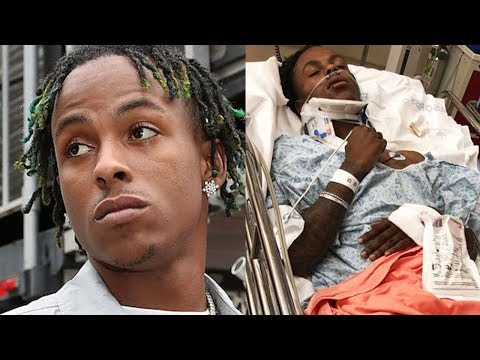 Rich The Kid Finally Responds to Robbery and Says Tori Brixx Didn't Set Him Up