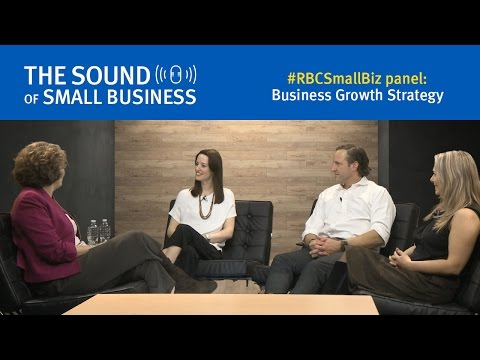 The Sound of Small Business Podcast - Business Growth Strategy