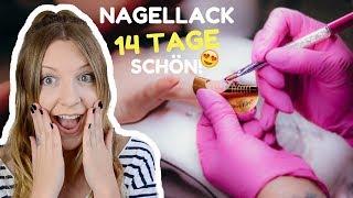Nagellack der 14 TAGE hält & SCHNELL TROCKNET - Pink Gellac UV Set im Live Test l Kathinska
