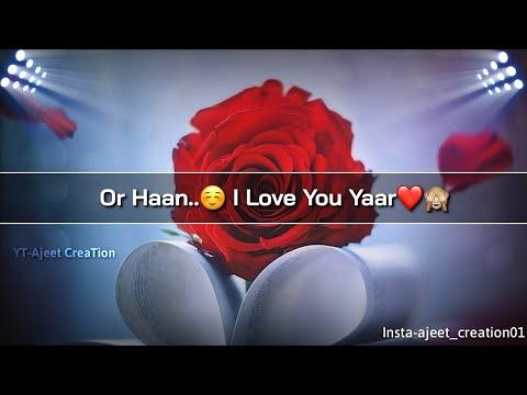 i-love-you-yaar-whatsapp-status-❤️ringtone,-sad-song-ringtone,-new-ringtone-2019😍