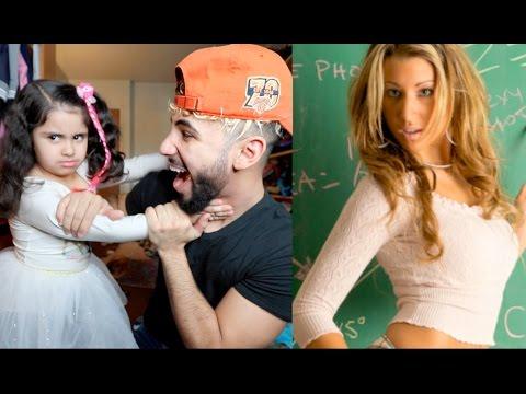 I FLIRTED WITH HER TEACHER!!