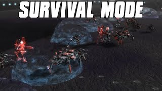 Endless Experimentals! Survival Mode - Supreme Commander Forged Alliance