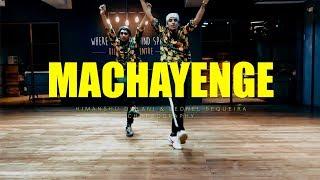 EMIWAY - MACHAYENGE || Himanshu and Leonel Dance Choreography