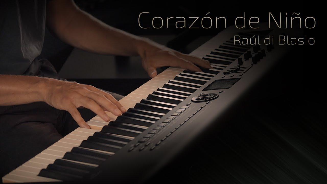 Corazón De Niño Raúl Di Blasio Jacob S Piano Youtube