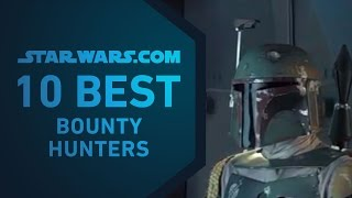 Best Star Wars Bounty Hunters | The StarWars.com 10