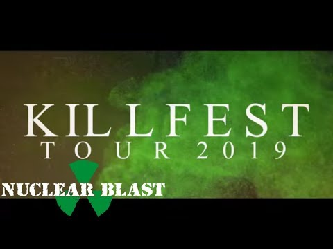 OVERKILL – KILLFEST TOUR 2019 (official Trailer)