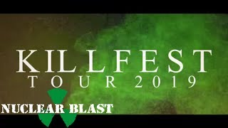 OVERKILL – Killfest Tour 2019 (OFFICIAL TRAILER)